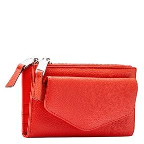 Portafoglio da donna bata, rosso, 941-5168 - 13