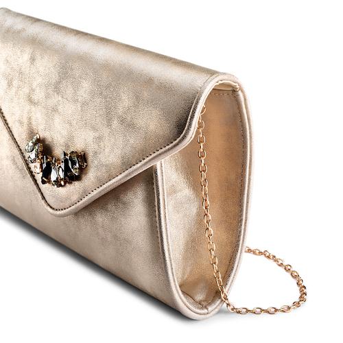 Party bag a tracolla bata, oro, 961-8254 - 15