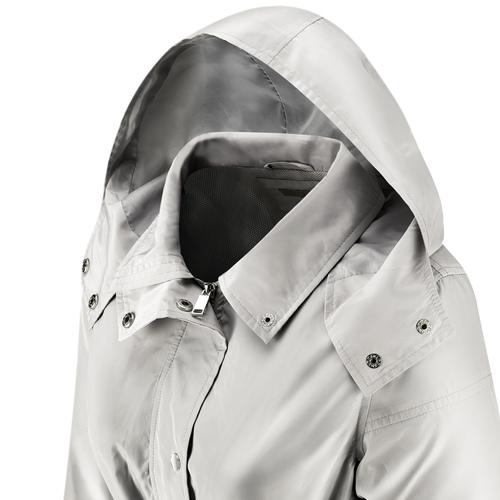 Parka da donna con cappuccio bata, bianco, 979-1109 - 15