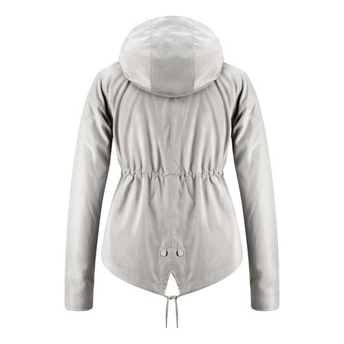 Parka da donna con cappuccio bata, bianco, 979-1109 - 26