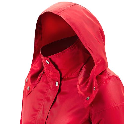 Parka da donna con cappuccio bata, rosso, 979-5109 - 15