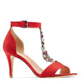 Sandali Celine insolia, rosso, 769-5154 - 13