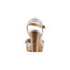 Sandali con fibbia insolia, bianco, 769-1175 - 15