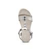 Sandali da bambina mini-b, argento, 361-1171 - 17