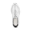 Sneakers Platform bata, bianco, 644-1102 - 17