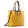 Shopper da donna bata, giallo, 961-8296 - 13
