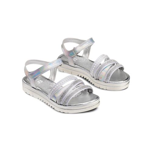 Sandali da bimba mini-b, bianco, 361-1248 - 16