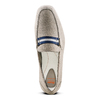 Mocassini in pelle flexible, beige, 853-2172 - 17
