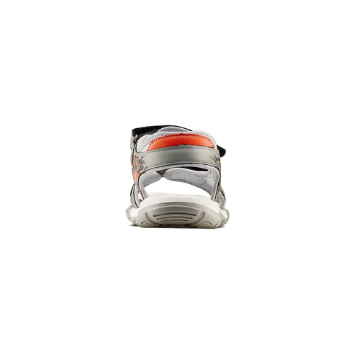Sandali da bimbo mini-b, grigio, 361-2239 - 15