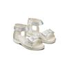 Sandali da bambina mini-b, argento, 261-1117 - 16