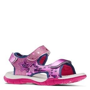 Sandali da bimba mini-b, rosa, 361-5238 - 13