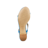 Sandali Insolia insolia, blu, 669-9148 - 19