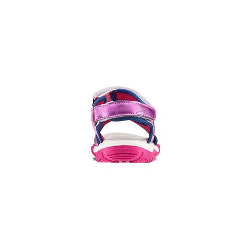 Sandali da bimba mini-b, rosa, 361-5238 - 15