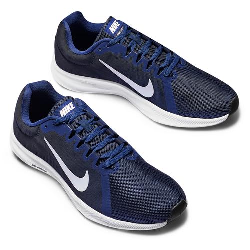 Nike Downshifter 8 nike, blu, 809-9715 - 26