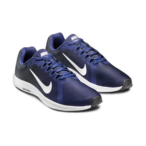 Nike Downshifter 8 nike, blu, 809-9715 - 16