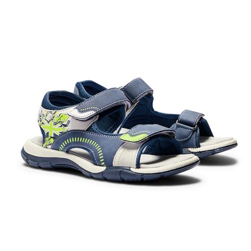Sandali da bimbo mini-b, blu, 361-9239 - 26