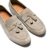 Mocassini con nappa bata-the-shoemaker, marrone, 853-3140 - 26