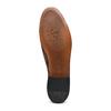 Mocassini con nappa bata-the-shoemaker, marrone, 853-4140 - 19