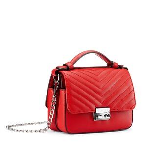 Minibag in similpelle bata, rosso, 961-5277 - 13
