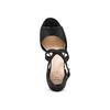 Sandali con tacco insolia, nero, 769-6263 - 17