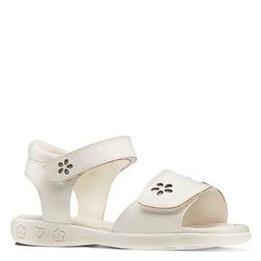 Sandali da bambina mini-b, bianco, 261-1144 - 13