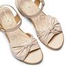 Sandali con fiocco bata-touch-me, beige, 664-2302 - 26