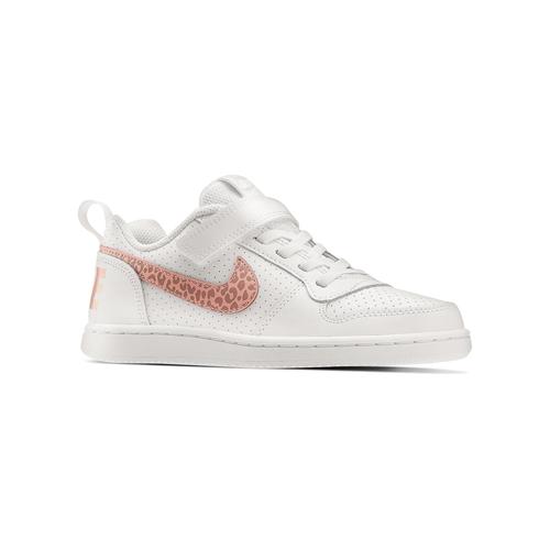 Nike Court Borough Low nike, bianco, 301-5154 - 13