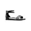 Sandali con strass mini-b, nero, 361-6166 - 13