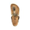 Birkenstock Gizeh birkenstock, grigio, 571-2129 - 17
