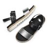 Sandali bassi bata, bianco, 561-1361 - 26
