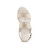 Sandali Casual bata-touch-me, beige, 564-8344 - 17