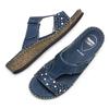 Ciabatte Comfit bata-comfit, blu, 574-9438 - 26