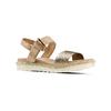 Sandali da donna bata, beige, 569-8361 - 13