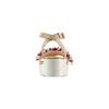 Sandali con applicazioni multicolore bata, beige, 669-8283 - 15