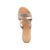 Ciabatte con strass bata, marrone, 671-3129 - 17