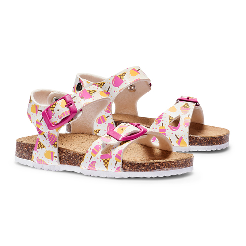 Sandali da bambina mini-b, 261-0209 - 26