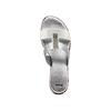 Ciabatte con tacco bata, bianco, 671-1130 - 17