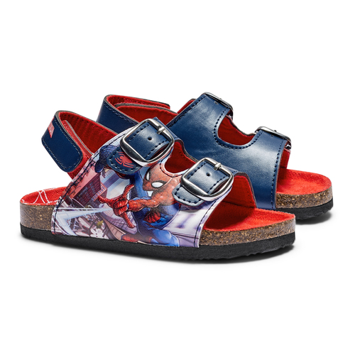 Sandali Spiderman spiderman, blu, 261-9183 - 26