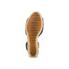 Sandali con applicazione bata, nero, 769-6237 - 19