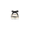 Sandali con applicazioni mini-b, nero, 361-6236 - 15
