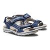 Sandali weinbrenner-junior, blu, 463-9102 - 26