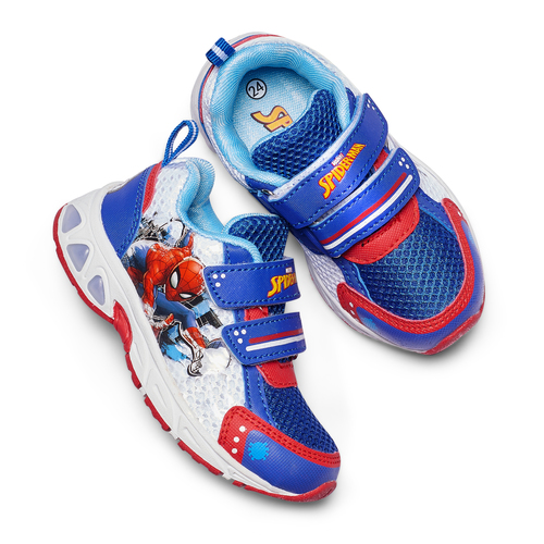 Sneakers Spiderman spiderman, blu, 219-9103 - 26
