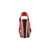 Sandali con tomaia elastica bata, rosso, 779-5110 - 15