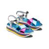 Sandali Multicolore bata, 561-0134 - 16