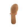 Sandali con doppio cinturino bata, rosso, 561-5542 - 19