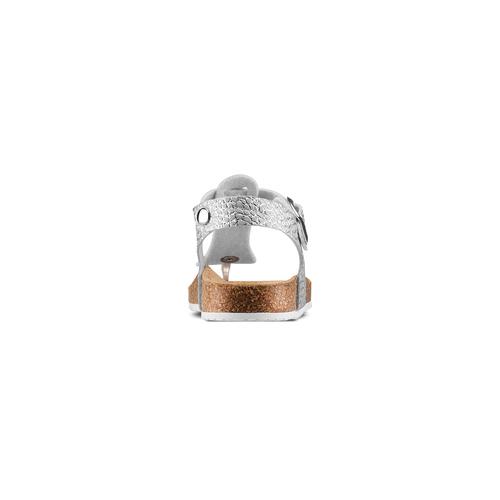 Sandali infradito da bambina mini-b, bianco, 361-1250 - 15