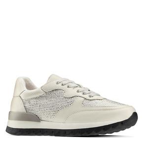 Sneakers con strass bata, bianco, 541-1312 - 13