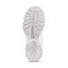 Sneakers alte con platform bata, bianco, 541-1231 - 19