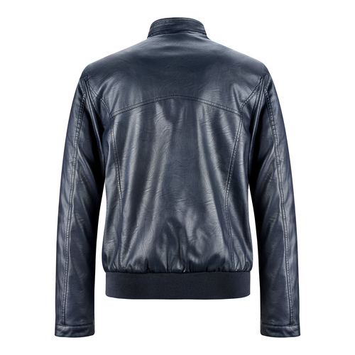 Jacket  bata, blu, 971-9222 - 26