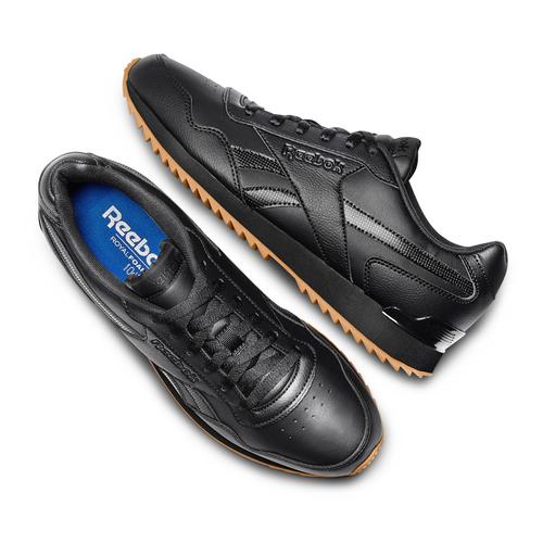Sport shoe  reebok, nero, 801-6147 - 26